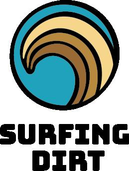 Le logo Surfing Dirt