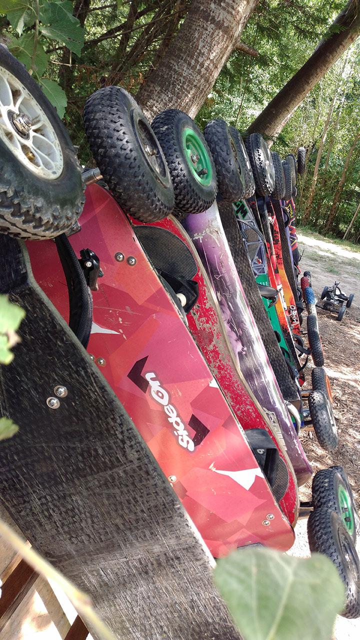 Plein de boards