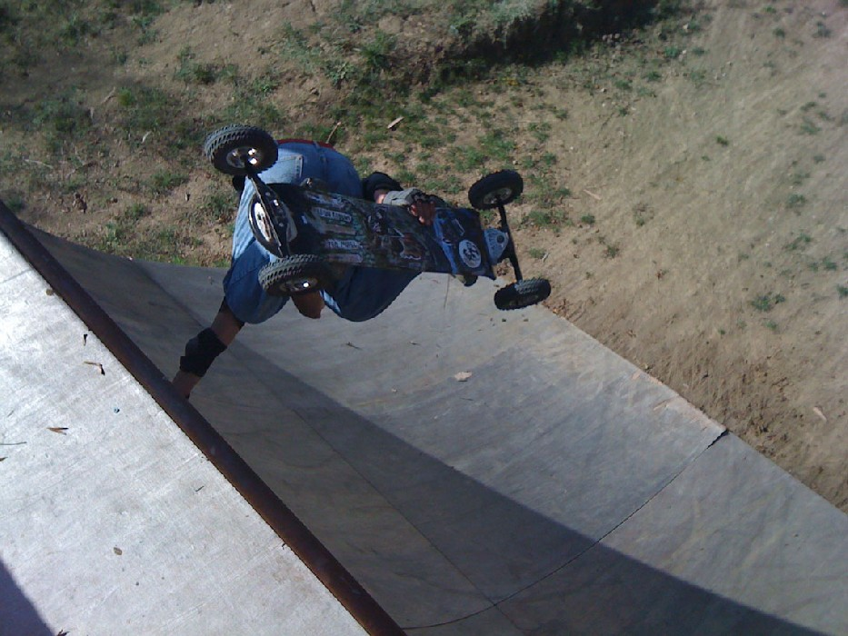 going to the vert