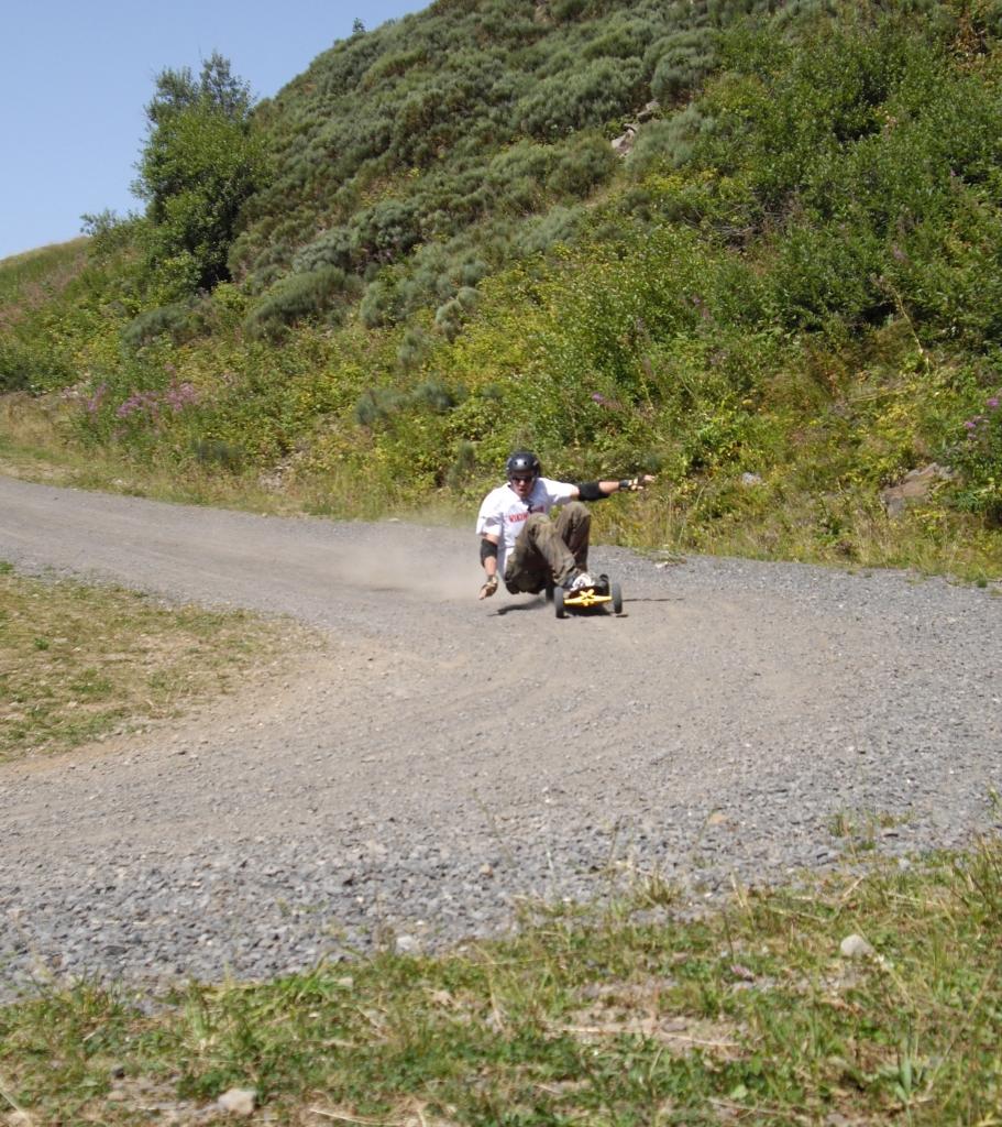 Descente du Plomb du Cantal via le Pas des Alpins- Down Hill Psycho Ride Too, Le Lioran
